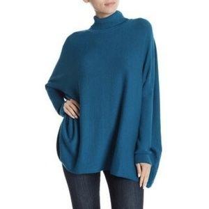 Joseph A. Turtleneck Dolman Sleeve Sweater M